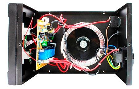 Электронное стабилизирующее устройство