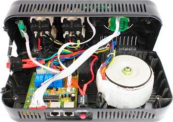 Стабилизатор электронного типа