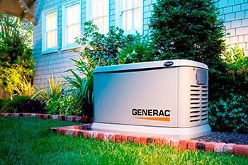 Газовый генератор Generac