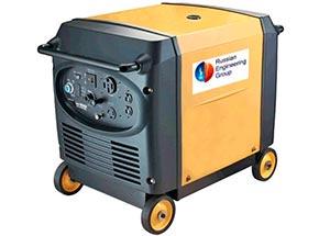 Газогенератор инверторного типа