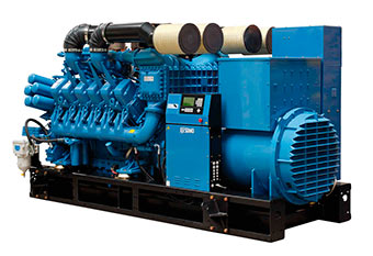 Дизельная электростанция SDMO