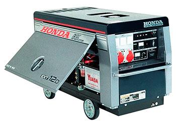 Дизельный-генератор-Honda