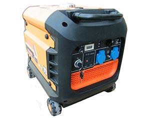 Инверторный газовый генератор