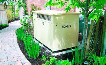 Электрогенератор для дома на газу