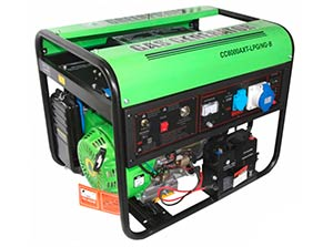 Green Power CC 6000-AXT