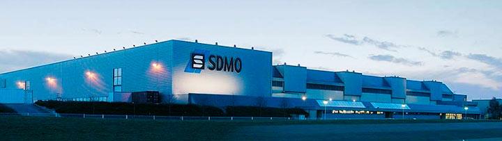 SDMO завод