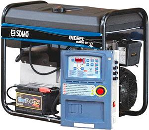 SDMO diesel 15000TE XL