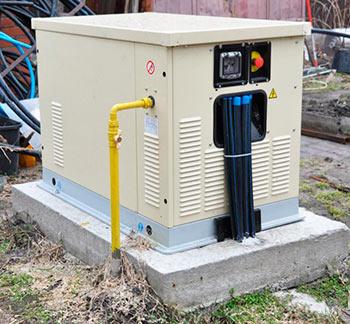 Постоянный газовый генератор