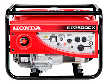 Бензогенератор Honda