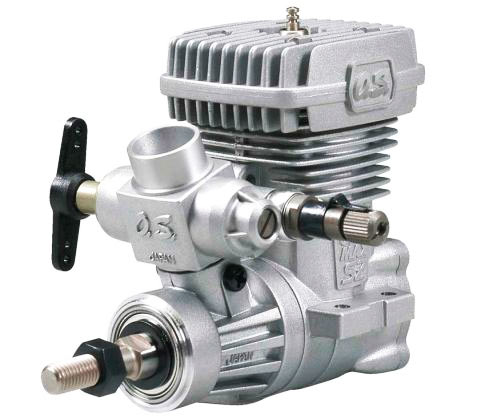 Двигатель бензогенератора