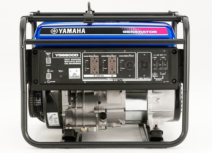 Yamaha EF6600E