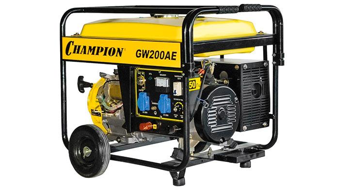 Бензиновый генератор для подключения сварочного аппарата