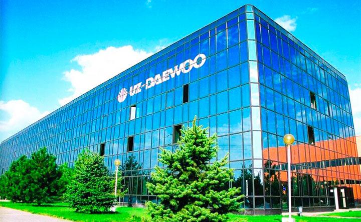 Завод Daewoo