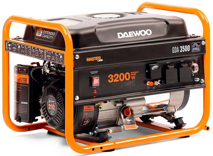 Daewoo GDA3500E