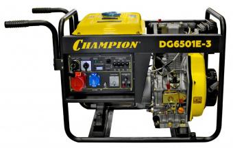 Дизельный генератор Champion DG3601E Дизельный генератор Champion DG3601E