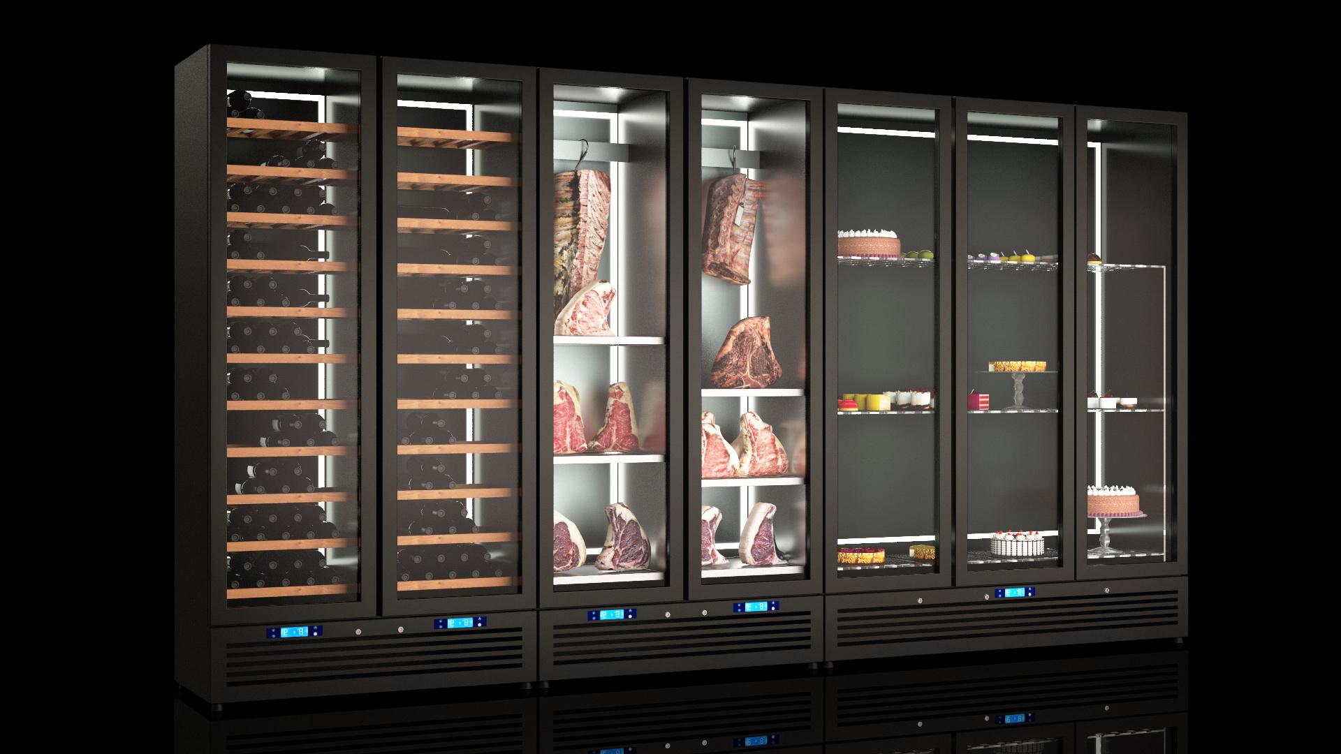 Шкаф для мяса